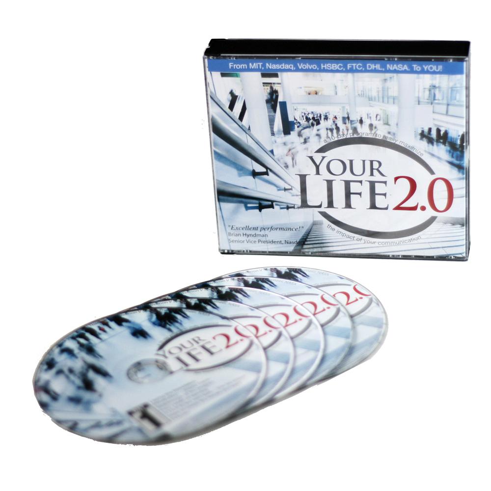 Your Life 2.0 - sålt 21000 exemplar
